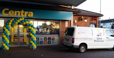 Centra opening